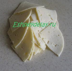 сыр для мяса с ананасами