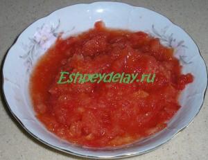тертые томаты