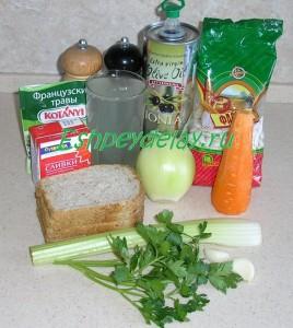 Рецепт тосканского супа из белой фасоли