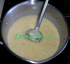пюре для тосканского супа