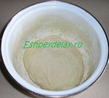 тесто для пирога с судаком