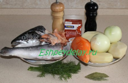 Рецепт финского рыбного супа со сливками