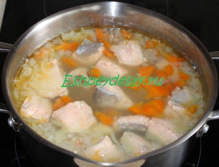 гороховый суп со шкварками рецепт