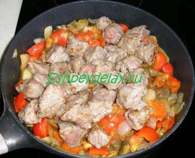 начинка для драников с овощами и мясом
