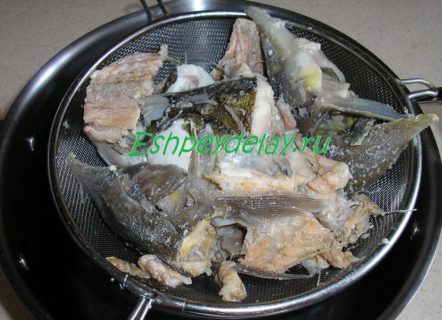 рыбное ассорти для бульона