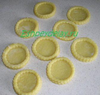формы для печенья с ягодой
