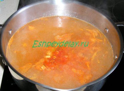 как приготовить рыбную солянку