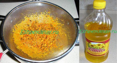 рецепт домашнего облепихового масла