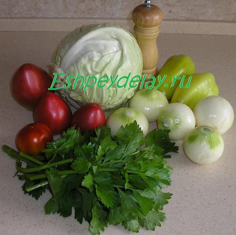 рецепт супа для толстяков