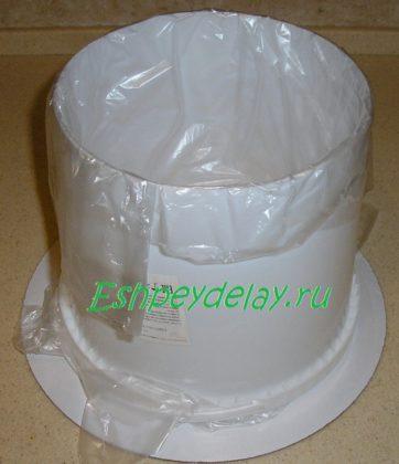 форма для торта трухлявый пень
