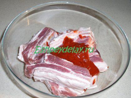 как приготовить ребрышки на мангале