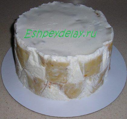 основание торта трухлявый пень