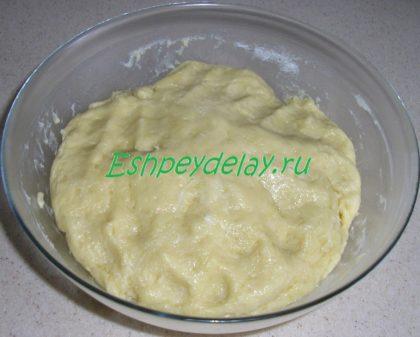 тесто для торта трухлявый пень