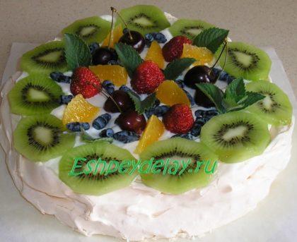 торт Павлова