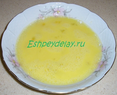 kurinyj rulet s omletom foto 4
