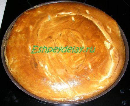 египетский пирог фытыр