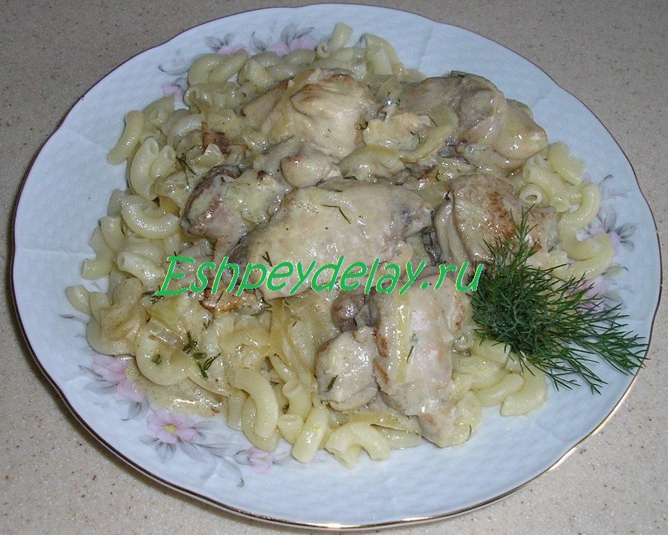 Блюда из курицы гульчехра