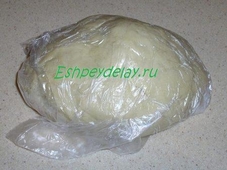 как сделать тесто для чебуреков