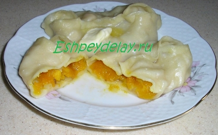 Манты с тыквой рецепт пошаговый рецепт с фото