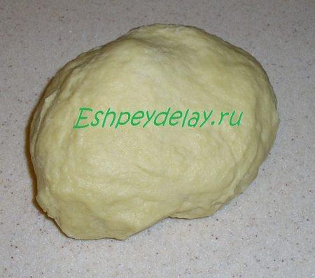тесто для печенья чарох