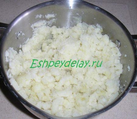 Растолченный картофель