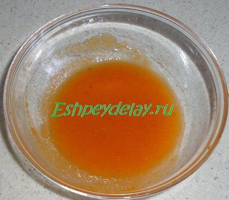 Медово-рябиновый сироп