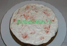 Пирог кисельные берега