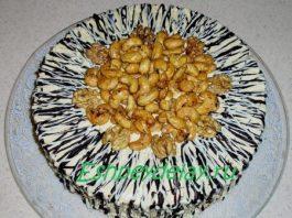 Торт Прекрасная маркиза