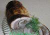 Рулет из свиной брюшины в капустном рассоле