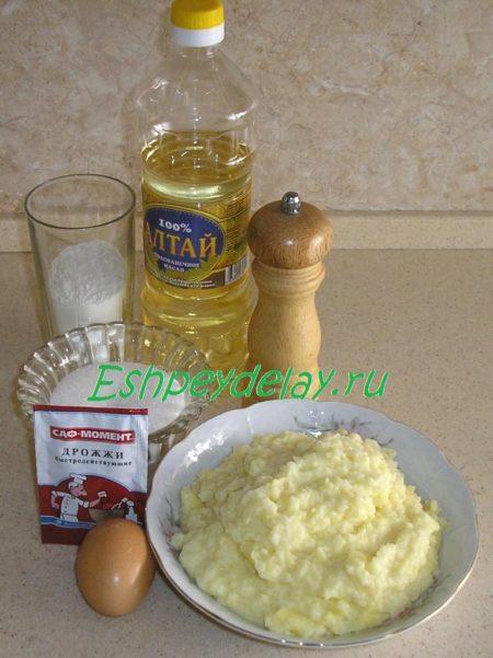 Рецепт оладий из пшенной каши