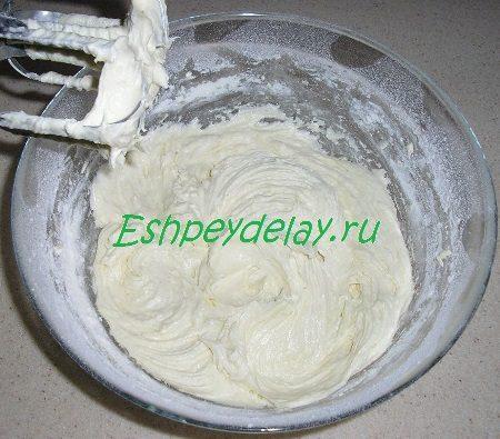 Готовое тесто для пирога