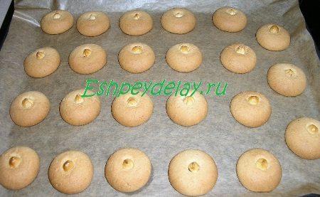 Готовое турецкое печенье