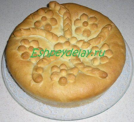 Пирог с макрурусом