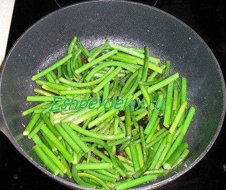 Стрелки в сковороде