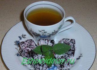 Конфеты из жимолости «Сибирский рахат-лукум»