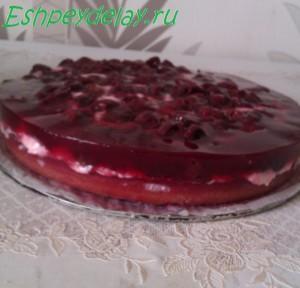 тирольский пирог с вишней