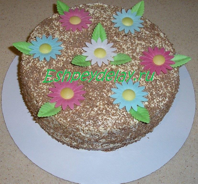 торт сказка