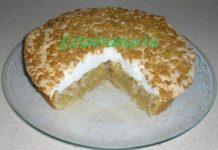 Польский яблочный пирог