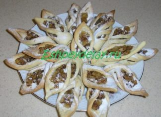 печенье чарох