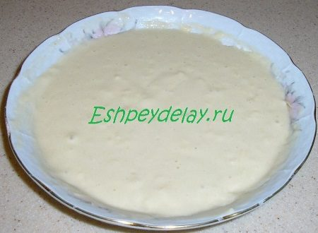 Готовый сырный кляр