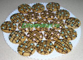 Печенье на меду «Хрустящее»