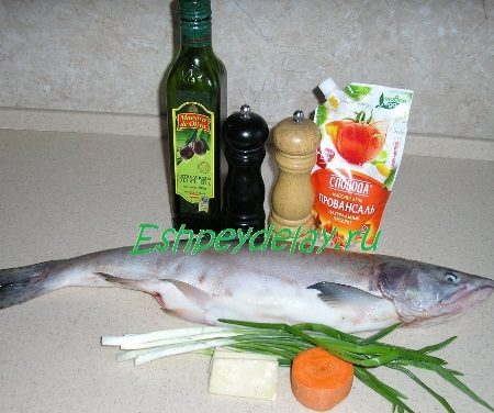 Рецепт горбуши под шубой
