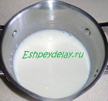 Растворяем желатин