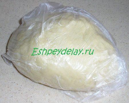 Тесто для лапши