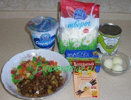 Рецепт карамельной пасхи