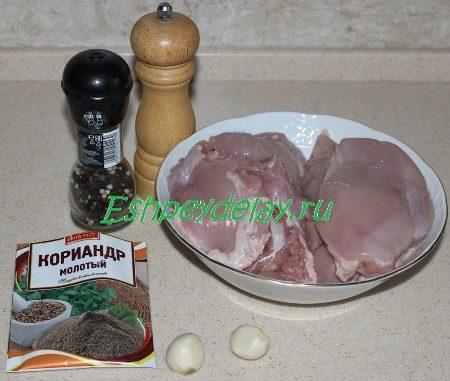 Рецепт домашней колбасы из курицы