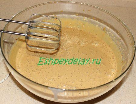 Готовая смесь с желатином