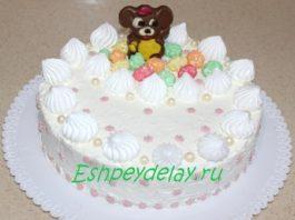 Мышкин торт