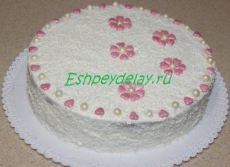 Торт « Райское наслаждение»