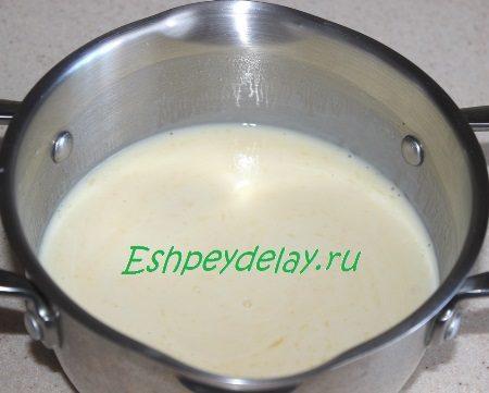Молоко с соком